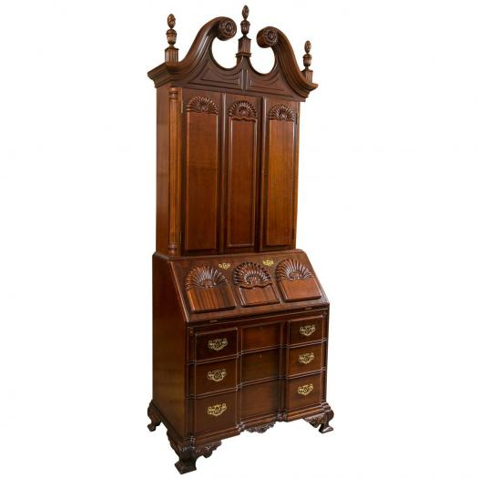 What Do You Know About Antique Secretary Desk By The Goddard And Townsend Families