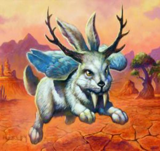 What Do You Know About The Wolpertinger?