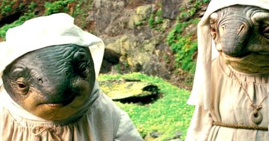 What Do You Know About The Caretakers Of Ahch-to (Star Wars)?
