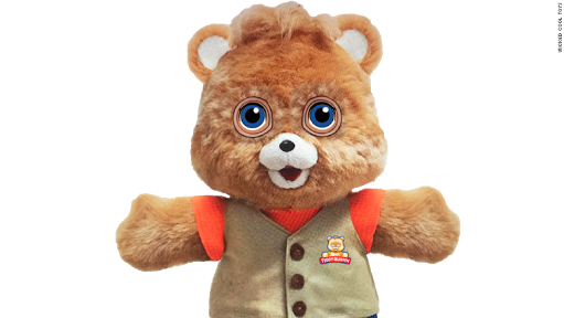 What Do You Know About Teddy Ruxpin?