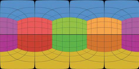 The Equirectangular Projection Quiz