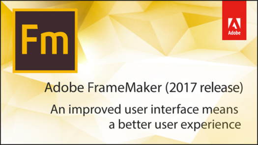 What Do You Know About Adobe Framemaker?