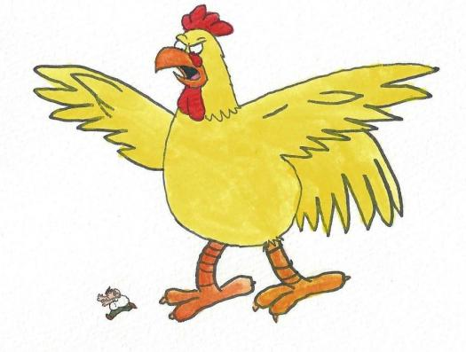 What Do You Know About Ernie The Giant Chicken