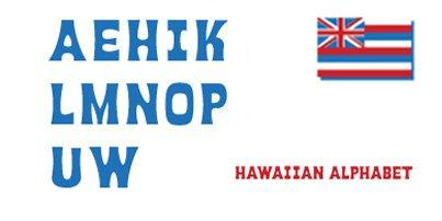 What Do You Know About The Hawaiian Alphabet? Take This Quiz