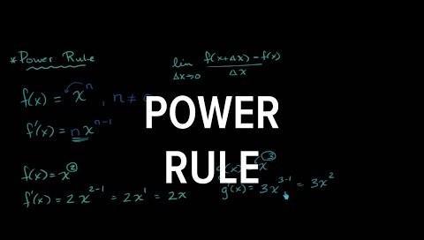 Power Rules Assessment Test