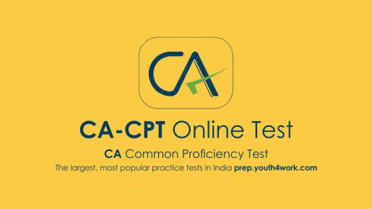 Common Proficiency Test Assessment Test
