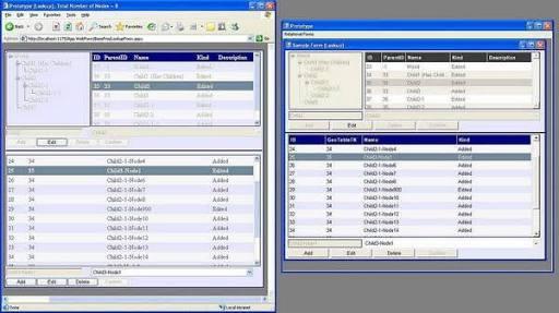 Intelligent Winforms (Windows Forms) Test