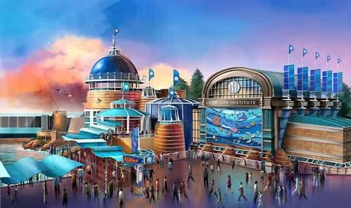 What do you know about Tokyo DisneySea?