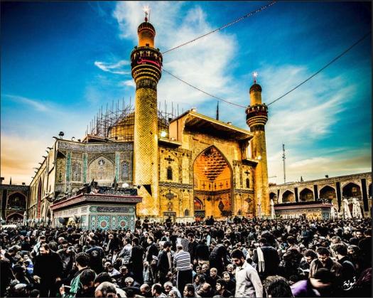 QUIZ - Celebrating the birth of Imam Ali A.S.