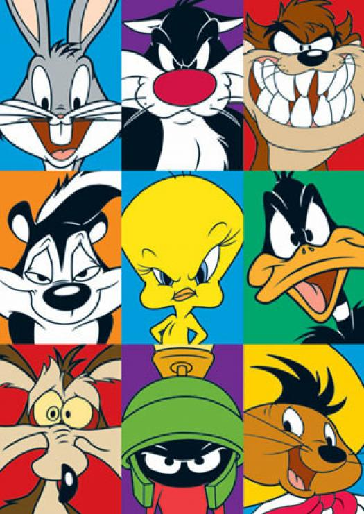 Am I Character What Looney Tunes