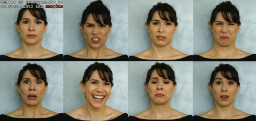 Reconhecimento Em Express�o Facial Da Emo��o