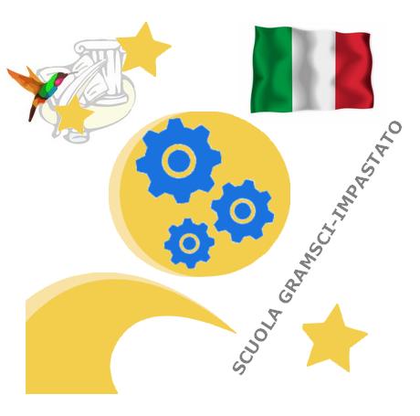 Scuola Gramsci-impastato - Italia - Projet Etwinning