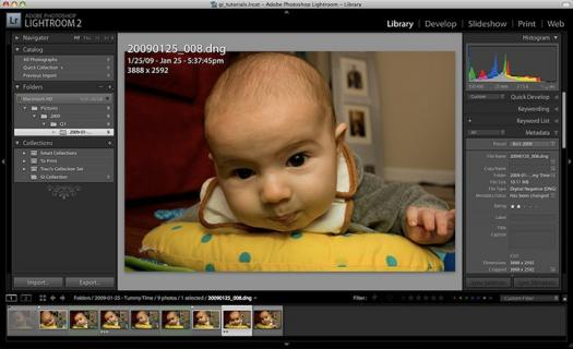 How Well Do You Know Adobe Lightroom 2