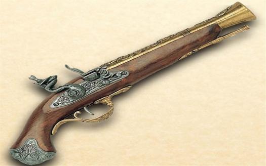 Do You Know The Blunderbuss (Gun)?