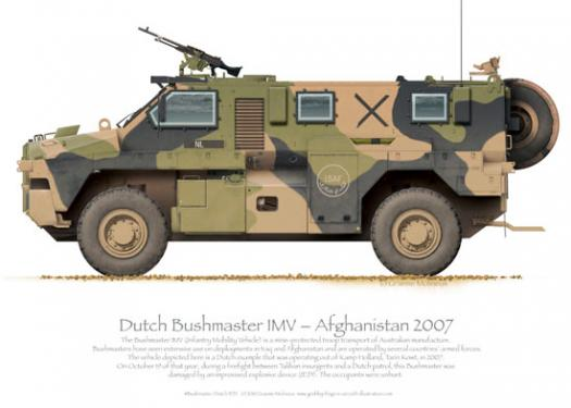 What Do You Know About Bushmaster Imv?