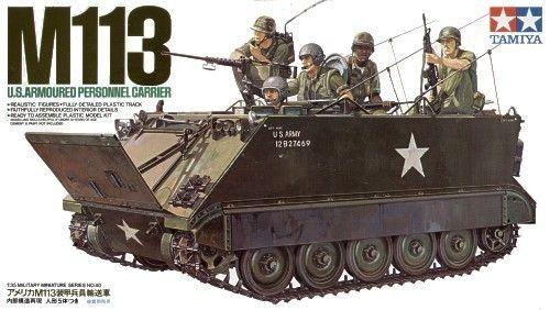 What Do You Know About M113 Armored Personnel Carrier?