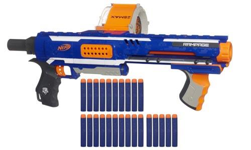 Do You Know The Nerf Gun?