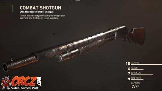 Do You Know Combat Shotgun?
