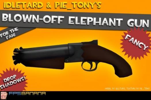 Do You Know Elephant Gun?