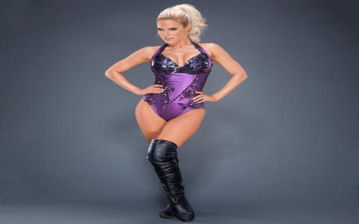 Lana American Professional Wrestler