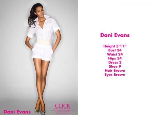 What Do You Know About Dani Evans?