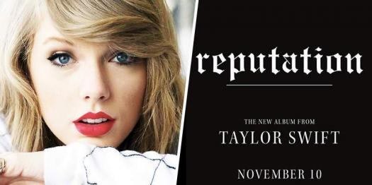 How Well Do You Know Reputation, By Taylor Swift?