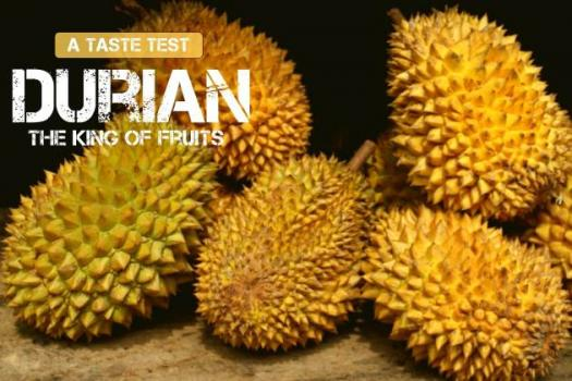Have You Eaten Or Tasted Durian Fruit Before?