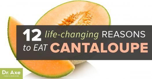 Do You Know The Cantaloupe Fruit?