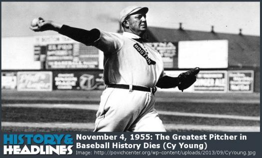 Do You Know Cy Young?