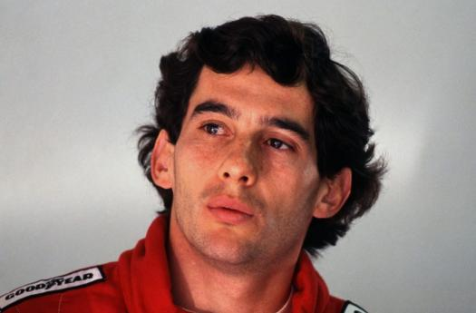 Do you know Ayrton Senna?