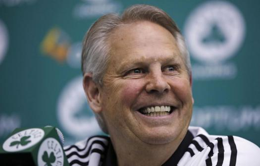 Do you know Danny Ainge?
