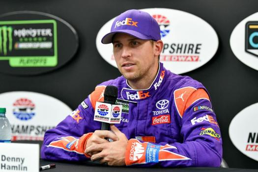 Do You Know Denny Hamlin?