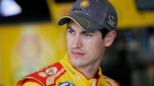 Do you know Joey Logano?