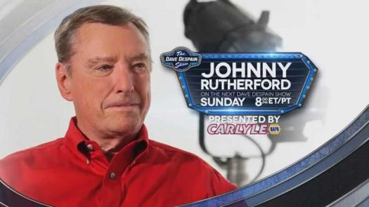 Do you know Johnny Rutherford?