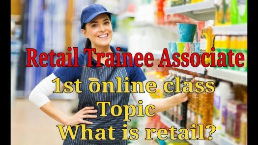 Retail Trainee Associate Test