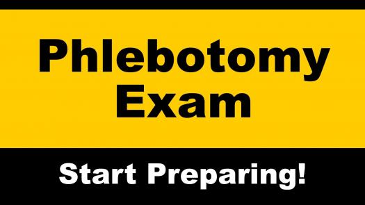 Phlebotomy National Test