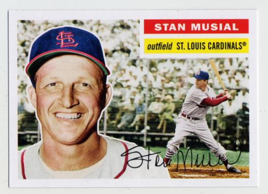 How well do you know Stan Musial?