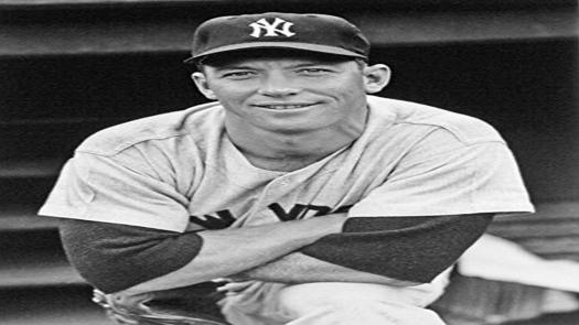 Do you recognise Mickey Mantle?