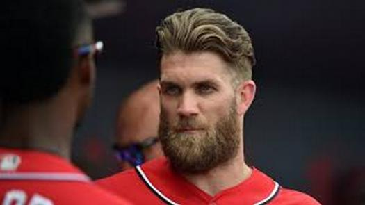 Do you recognise Bryce Harper?