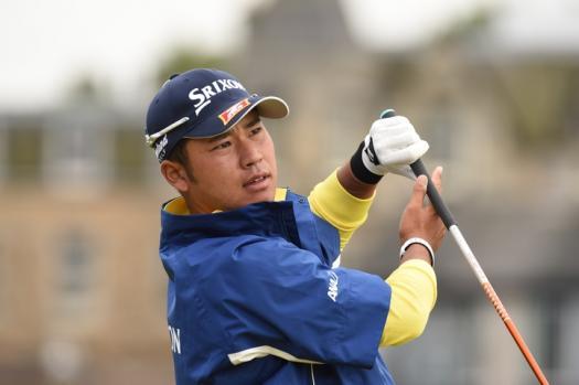 Have you heard the name Hideki Matsuyama?