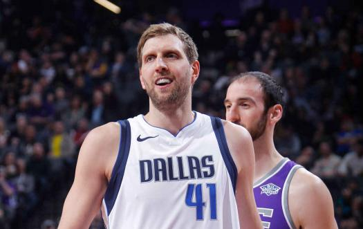 How well do you know Dirk Nowitzki?