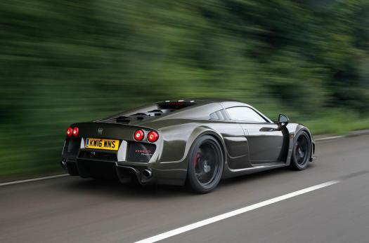 How well do you know the Noble M600?