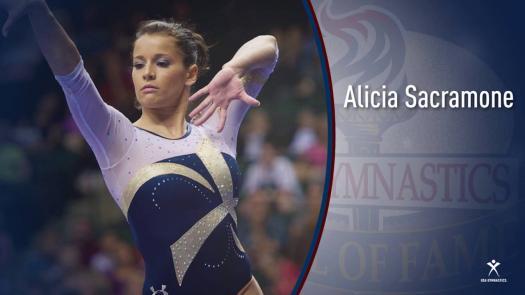 Do you know Alicia Sacramone?