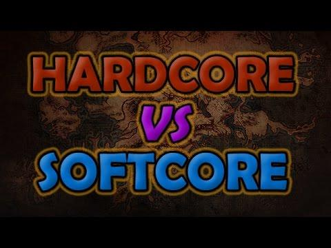 Are You A Softcore Or Hardcore Player ?