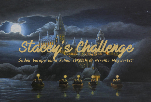 Stacey's Challenge – March 2018