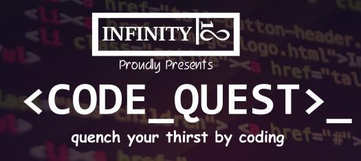 Infinity 2k18 - Code Quest