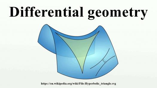 Differential Geometry Test
