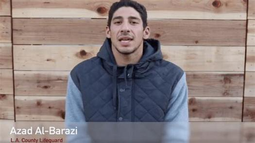 Do you recognize Azad Al- Barazi?