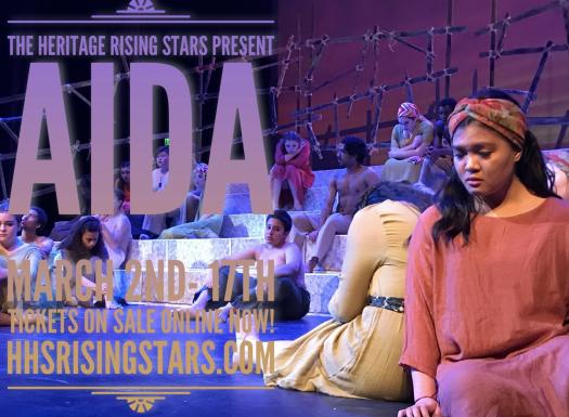 Which Character From Aida Are You?