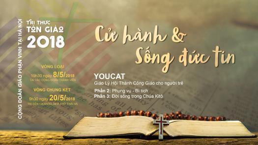Tri Thc T�n GI�o 2018 - Vui Hc Youcat: Tun II